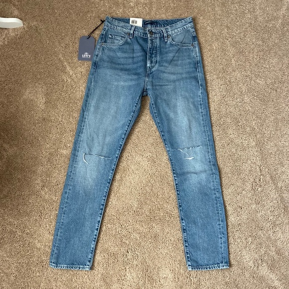 Levi's Denim - Levis made & crafted slouchy taper jeans size 26